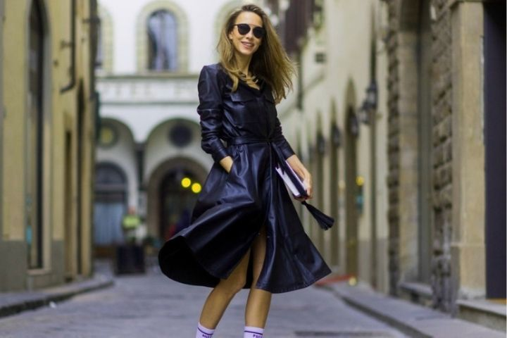 10 fake leather garments that you can't miss